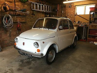 1971 Fiat 500 L excellent condition. Reduced