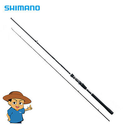 Shimano DIALUNA XR B900ML Medium Light 9' fishing baitcasting rod pole 359803