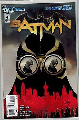 Batman - 004 - DC - February 2012