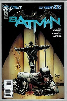 Batman - 005 - DC - March 2012