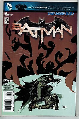 Batman - 007 - DC - May 2012
