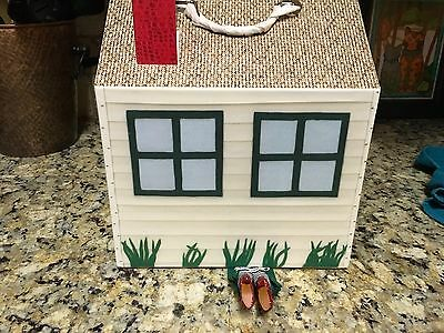 Madame Alexander Wizard of Oz RARE! Trunk House #35003 New!