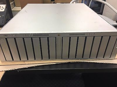 *** Apple 14 Bay Fibre Channel RAID Case - inc FC controllers