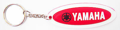 New Rubber Yamaha Motorcycle Racing keychain/keyring. Collectible Gift (kr57)