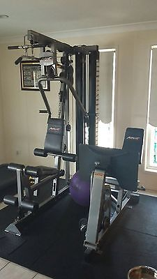 Avanti Fitness HG2000 Residential Home Gym with Leg Press