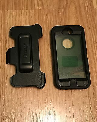Black Otterbox Defender for iPhone 5 / 5s with Clip