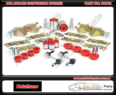 NOLATHANE Vehicle Kit Front for FORD FALCON FG, FGX INCL UTE, G6, G6E - NVK13