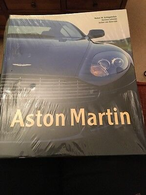 Aston Martin Book New And Sealed