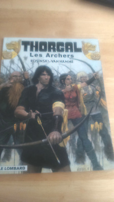 THORGAL T9 LES ARCHERS  souple Mc DONALD