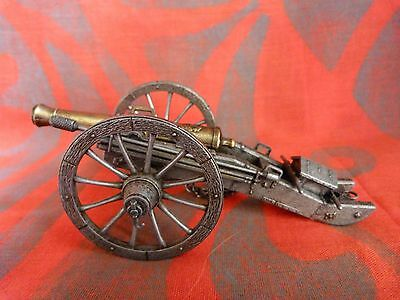 MHSP - Canon de Gribeauval complet (toy soldier) - Gribeauval's gun.