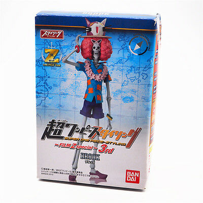 NEW One Piece Super Styling Figure Film Z Special 3rd BROOK Bandai Anime Japan