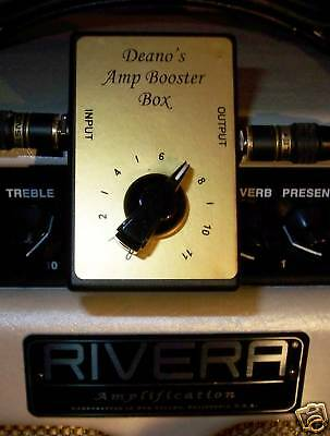 Attenuator A2 For Peavey Electric Guitar Amps