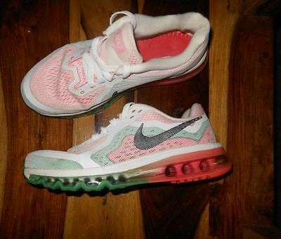 Nike Air Max 2016 Girls Womens  Gym Running  Trainers Size Uk 4.5