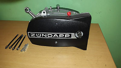 Zündapp Motor 5 Gang-Ks 50,c50-Typ 284-Repaired-Top Condition