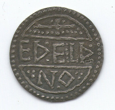 (7) King Offa Penny (757-96), Heavy coinage Souvenir Coin Solid Sterling Silver
