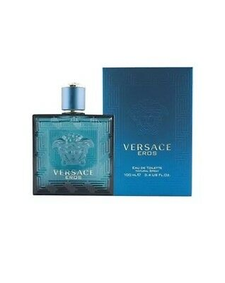 EROS 100ml EDT MEN PERFUME by VERSACE
