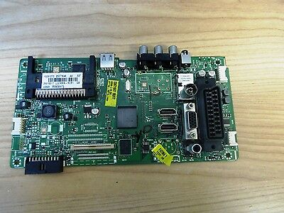 "Main Av Board Hitachi L32Hk04U 32"" Lcd Tv 17Mb62-2.6 110112  Screen Lc320Wxn"