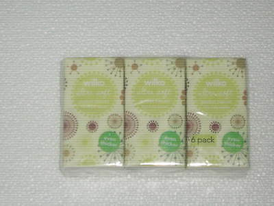 Pack Of 6 X 10 X 4Ply Tissues