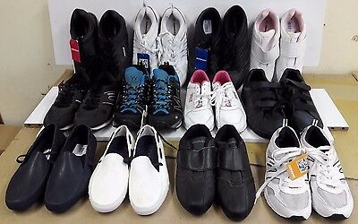 Wholesale Joblot of Footwear.28 Pairs of assorted new Trainers Ex Display