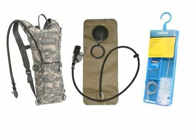 ACU Camelbak THERMOBAK OMEGA Hydration CARRIET W/ 100 OZ Bladder & Cleaning Kit