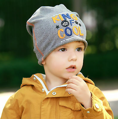 BOYS kids baby hats caps size 3-5 years SPRING/ cotton M582 BRAND NEW!!