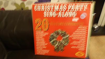 The Musicmakers - Christmas Party Sing-Along - Lp - Hallmark Records - Shm 811