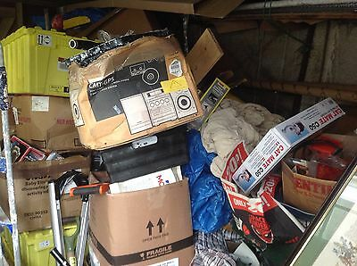 Garage Sale/ Various Assorted Items/games/toys/bike/Ideal For Car Boot Job Lot