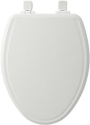 Peachy Church Wood Elongated Slow Close Toilet Seat White 1780Chsl Gamerscity Chair Design For Home Gamerscityorg