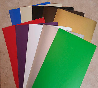 "1 Sheet-12""x24"" Oracal 631-matte-Adhesive back Vinyl-craft-hobby-sign cutters"