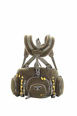 New Tenzing Tz 1250 Loden Green Lumbar Archery Bow Rifle Hunting Backpack