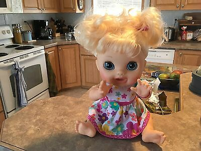 2012 Baby Alive ''real Surprises ''  Doll