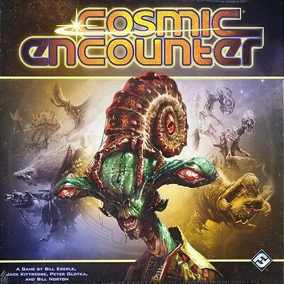 Cosmic Encounter Board Game - Brand New - Canadian Seller - Sealed