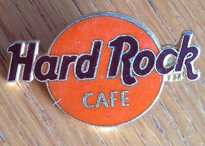 Classic Hard Rock Cafe Pin Badge Rare Authentic (D5)
