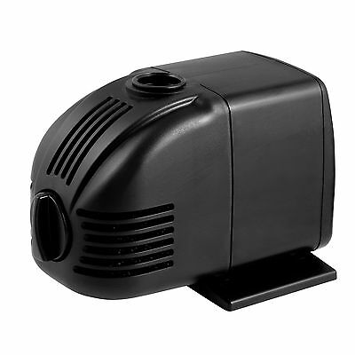 Aquapro WATER FEATURE POND PUMP AP3000 with Threaded Intake, Silent Operation