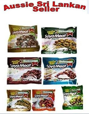 Sri Lankan Soya Meat,Soya Chunks,Soya Mince,Textured vegetable protein (TVP) 90g