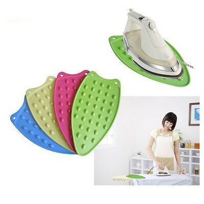 Silicone Iron Rest High Quality Ironing Accessories Pad Dotted Bubbled Hot Mat