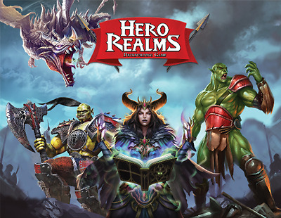 Hero Realms - Board game - Brand New! - Sealed - Fast Shipping