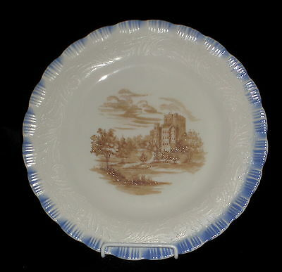"Macbeth Evans CHINEX CLASSIC CASTLE *9 3/4"" DINNER PLATE*"