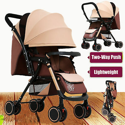 Baby Umbrella Stroller Jogger Child Travel System Pram Compact Pushchair Buggy