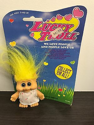1992 LUCKY TROLL - Still With Pack