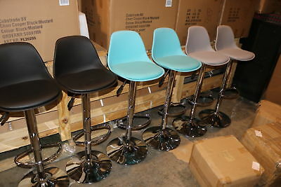 HIGH QUALITY BAR STOOLS (lot of 10)