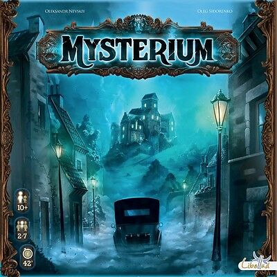 Mysterium - Asmodee - Board Game - Brand New - Sealed