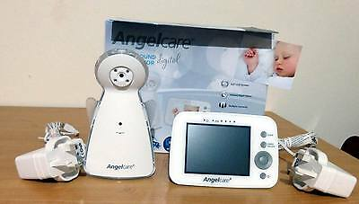 Angelcare AC1320 Digital Colour Video and Sound Baby Monitor - Lines on Screen