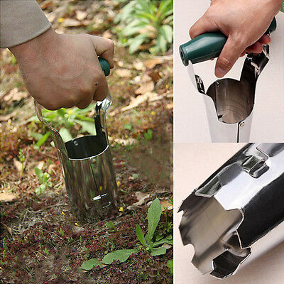Transplanting Seedlings Tools Garden Agricultural Carbon Steel FREE SHIPPING