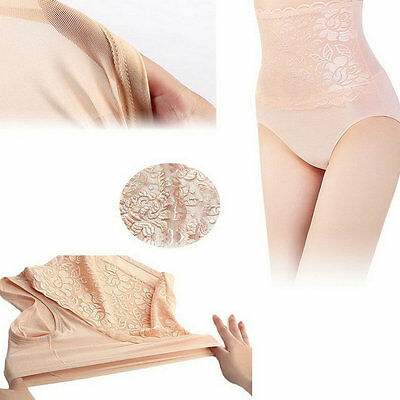 Women Body Shaper Control Slim Tummy Corset High Waist Shapewear Underwear hted