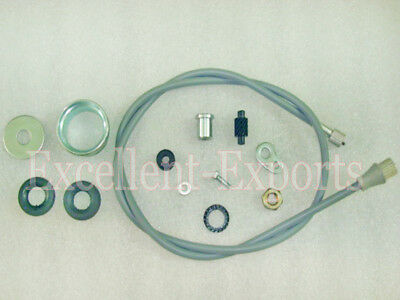 Vespa PX 125 150 Stella Star Speedometer cable non disc brake free shiping P2462