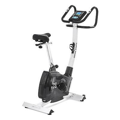 Capital Sports Cardio Excercise Bike Professional Pulse Rate Home Bicycle Gym