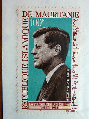 STAMPS OF AFRICA -MAURITANIA -SG 202 100f - M/ MINT