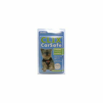Clix Carsafe Harness - Accessories - Dog - Harnesses