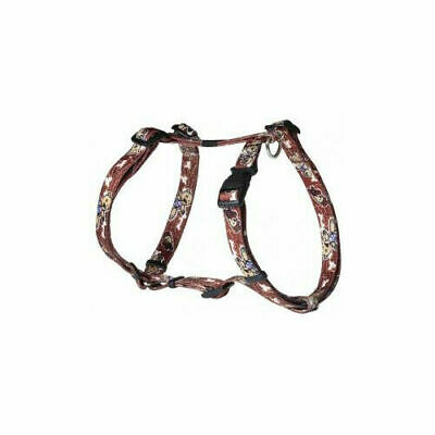 Rogz Pupz Nylon Harness Mr.T Brown  - Accessories - Dog - Harnesses